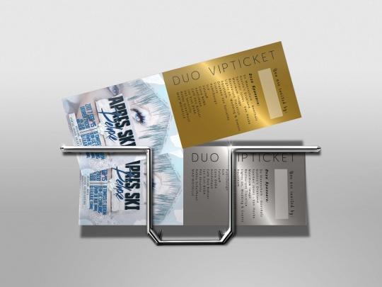 Apres Ski Tickets