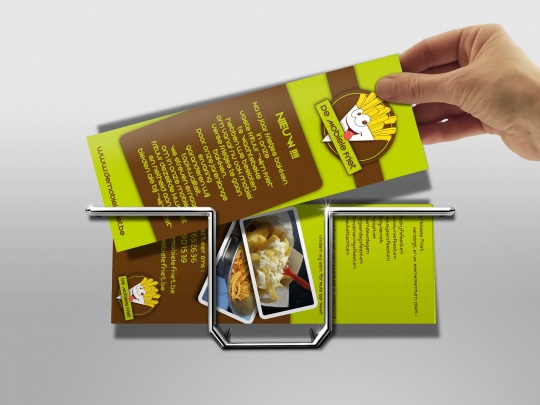 Flyers De Mobiele Friet