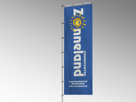 Gevelbanners-Zonneland