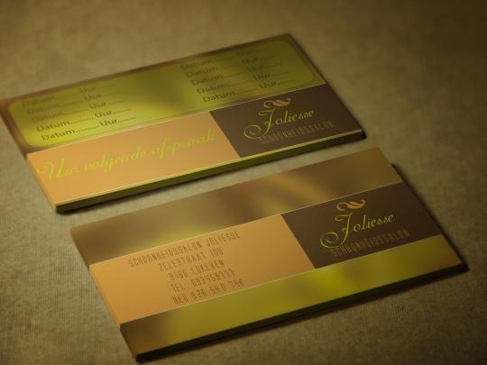 Visitekaartjes Joliesse