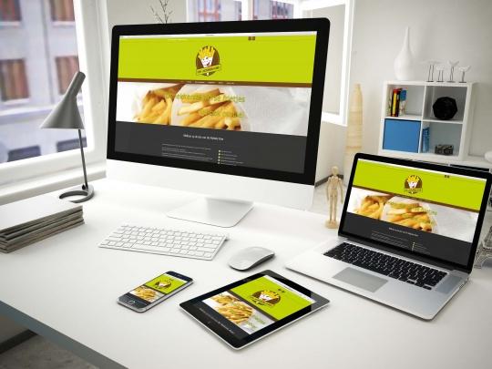 Website mobiele-friet